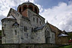 Monastério de Studenica Imagem de Stock Royalty Free