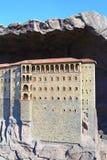 Monastério de Sumela Foto de Stock Royalty Free