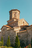 Monastério de SV Naum - Ohrid, Macedônia Foto de Stock Royalty Free