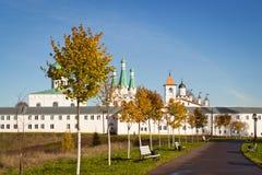 Monastério de Svirsky Foto de Stock Royalty Free