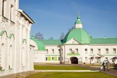 Monastério de Svirsky Fotos de Stock