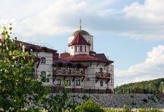 Monastério de Svyato-Bogorodicky (Vinnovka) Imagens de Stock