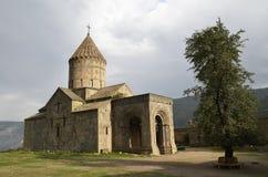 Monastério de Tatev Fotografia de Stock