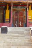 Monastério de Thiksey, Leh Ladakh India fotos de stock