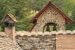 Monastério de Trooditissa Foto de Stock Royalty Free