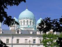 Monastério de Valaam Fotos de Stock Royalty Free
