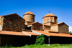Monastério de Vodoca imagens de stock royalty free