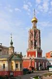 Monastério de Vysokopetrovsky, Moscovo Fotos de Stock