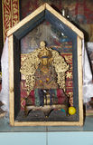 Monastério de Yiga Choeling, Darjeeling, Índia Imagens de Stock Royalty Free
