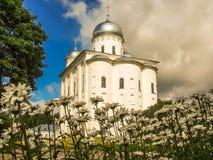 Monastério de Yuriev Fotografia de Stock