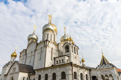 Monastério de Zachatievskiy A igreja Foto de Stock Royalty Free
