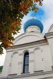 Monastério do esmagamento em Uglich Igreja velha imagens de stock