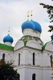 Monastério do esmagamento em Uglich, Rússia fotos de stock royalty free
