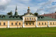 Monastério do exemplo do hospício imagens de stock royalty free