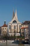 Monastério do licor beneditino Imagem de Stock