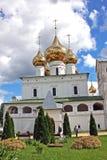Monastério do ` s dos homens da ressurreição em Uglich, Rússia Fotografia de Stock