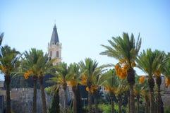Monastério do salvador de Saint no Jerusalém Imagens de Stock