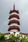 Monastério dos 10000 buddhas em Hong Kong, China Fotos de Stock Royalty Free