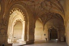 Monastério dos jeronimos Imagens de Stock Royalty Free