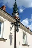 Monastério em Czestochowa Fotografia de Stock Royalty Free