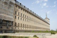 Monastério em Madrid Imagens de Stock Royalty Free