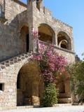 Monastério Filerimos Fotografia de Stock