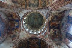 Monastério Lord Jesus Christ de Gelati fotos de stock royalty free