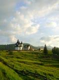 Monastério Maramures de Prislop Fotos de Stock Royalty Free