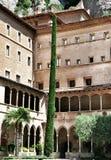 Monastério Montserrat Imagens de Stock Royalty Free