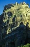Monastério no.1 de Meteora Foto de Stock