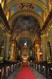 Monastério Oradea interno Romênia Transilvania Imagem de Stock Royalty Free