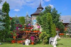 Monastério ortodoxo imagens de stock