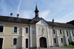 Monastério Pleterje Foto de Stock