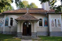 Monastério Romênia Transilvania Fotografia de Stock Royalty Free