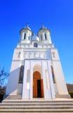 Monastério romeno Fotografia de Stock
