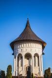 Monastério romeno tradicional Fotos de Stock Royalty Free