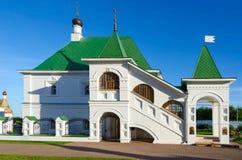 Monastério santamente da transfiguração, Murom, Rússia Foto de Stock Royalty Free