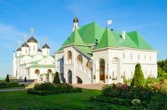 Monastério santamente da transfiguração, Murom, Rússia Imagem de Stock Royalty Free