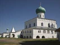 Monastério santamente da trindade de Alexander Svirsky Foto de Stock Royalty Free