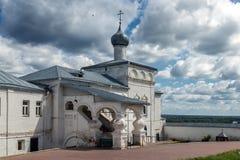 Monastério Svyato-Troitse-Nikolsky em Gorokhovets Vladimir REGIO Fotos de Stock Royalty Free