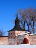 Monastério velho antigo do russo fotografia de stock royalty free