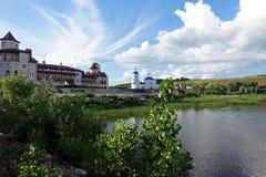 Monastério Vinnovka de Svyato-Bogorodicky Foto de Stock