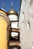 Monast ativo do homem de Novospasskiy Imagem de Stock