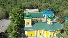 Monast?rio de Saharna em 4K Moldova filme
