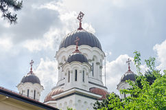 The Monastary Casin, detail of the Coupola. Royalty Free Stock Photo