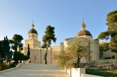 monastary hebron Royaltyfri Foto