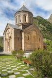 Monaster Święci archaniołowie Michael i Gabriel w Gruzja Obrazy Stock