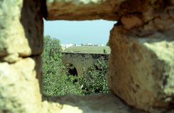 Monaster, Agia Napa, Cypr Obrazy Stock