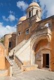 Monaster Agia Triada Tsangarolon Fotografia Royalty Free