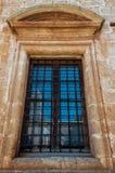 Monaster Agia Triada w Crete, Grecja Obrazy Royalty Free